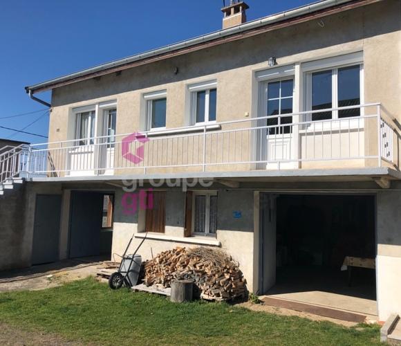 Vente Maison 4 pièces 120m² Saint-Maurice-de-Lignon (43200) - photo