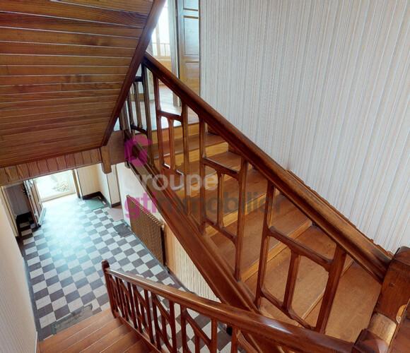 Vente Maison 8 pièces 145m² Manzat (63410) - photo