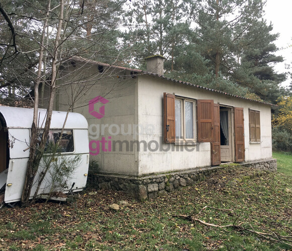 Vente Maison 3 pièces 43m² Boisset (43500) - photo