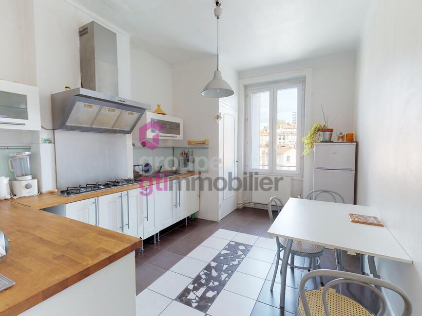 Vente Appartement 57m² Saint-Étienne (42100) - photo