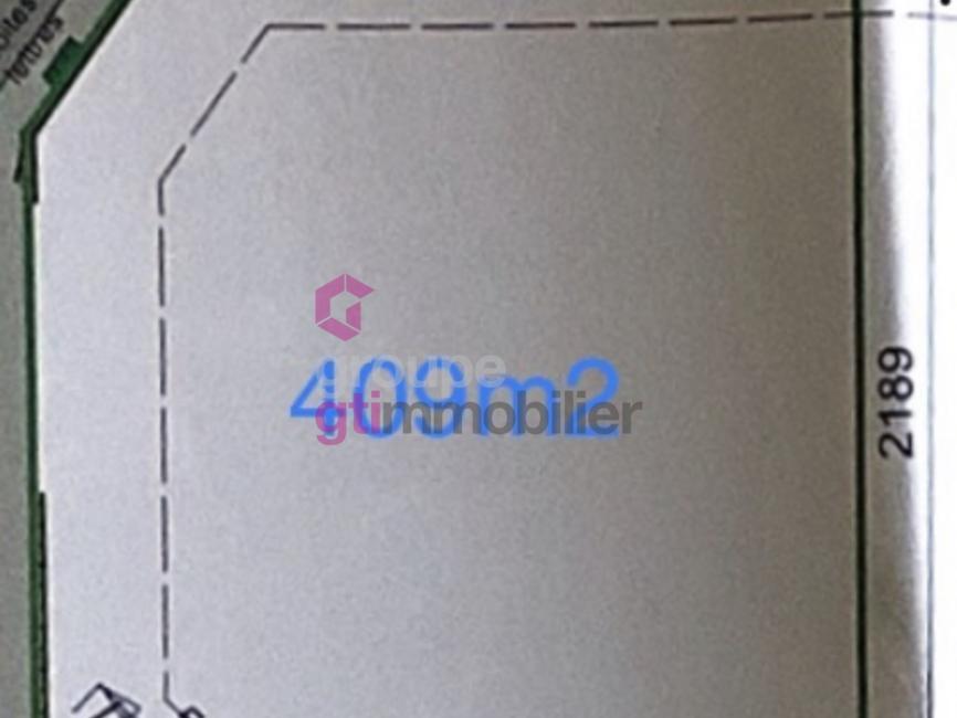 Vente Terrain 409m² Sury-le-Comtal (42450) - photo