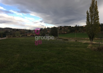 Vente Terrain 1 724m² Montbrison (42600) - Photo 1