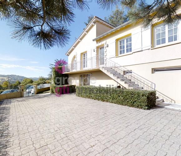 Vente Maison 5 pièces 92m² Caloire (42240) - photo