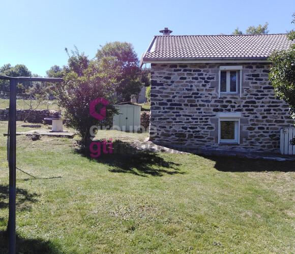 Vente Maison 3 pièces 65m² Araules (43200) - photo