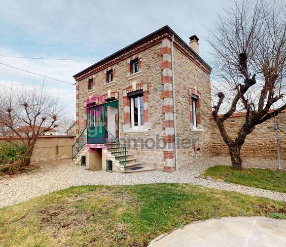 Vente Maison 4 pièces 99m² Saint-Just-Saint-Rambert (42170) - photo