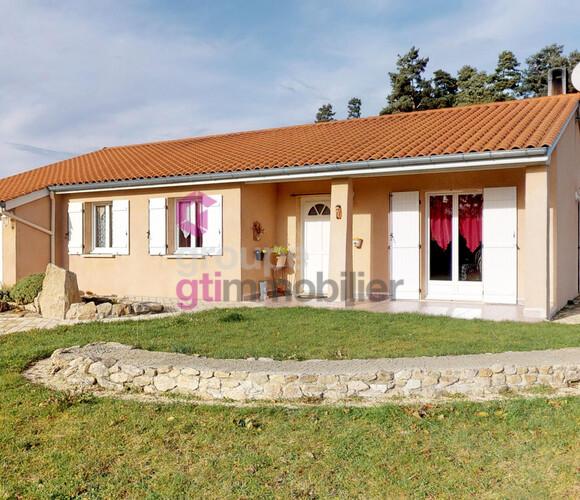 Vente Maison 6 pièces 117m² Chomelix (43500) - photo