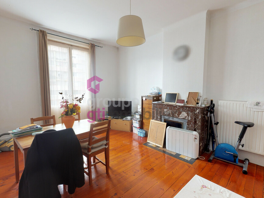 Vente Appartement 57m² Saint-Étienne (42100) - photo