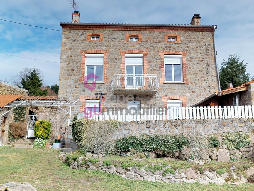 Vente Maison 11 pièces 246m² Monistrol-sur-Loire (43120) - photo
