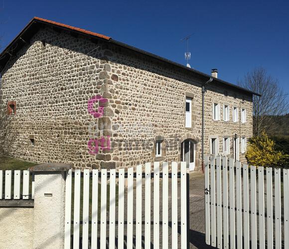 Vente Maison 6 pièces 130m² Chomelix (43500) - photo