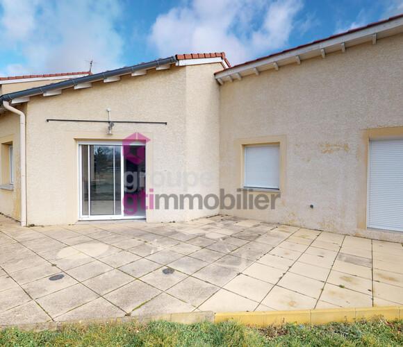 Vente Maison 138m² Bains (43370) - photo