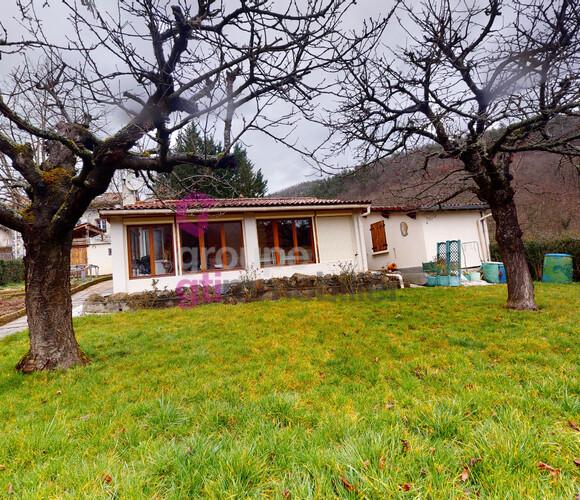 Vente Maison 3 pièces 60m² Vorey (43800) - photo
