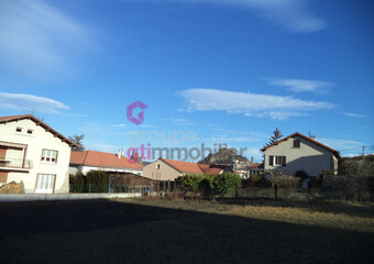 Vente Terrain 980m² Espaly-Saint-Marcel (43000) - Photo 1
