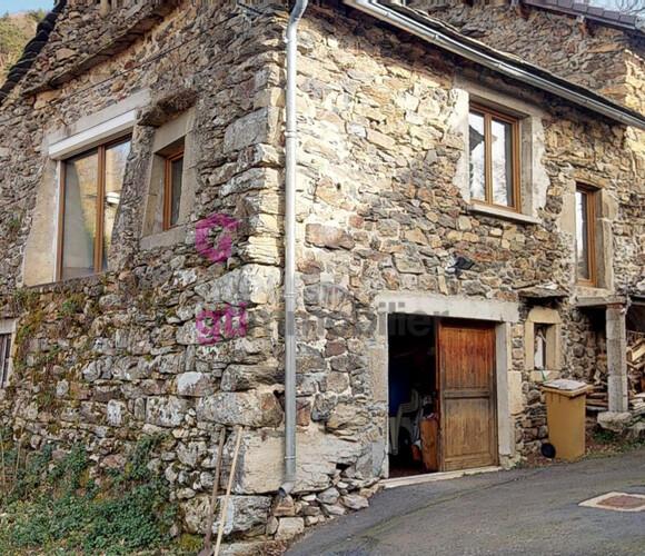 Vente Maison 3 pièces 103m² Saint-Hostien (43260) - photo