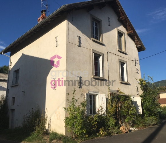 Vente Maison 4 pièces 83m² Ambert (63600) - photo