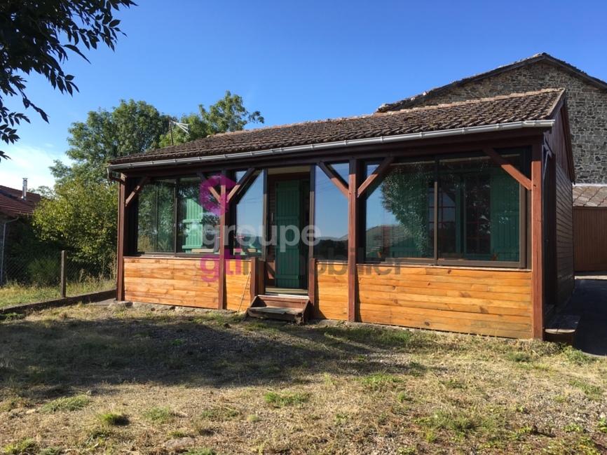 Vente Maison 2 pièces 36m² Saint-Alyre-d'Arlanc (63220) - photo