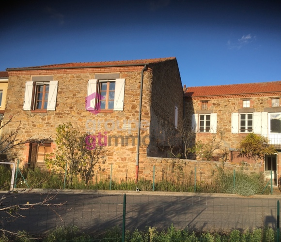 Vente Maison 5 pièces 190m² Issoire (63500) - photo