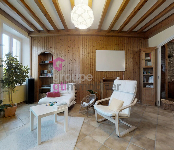 Vente Appartement 5 pièces 108m² Annonay (07100) - photo