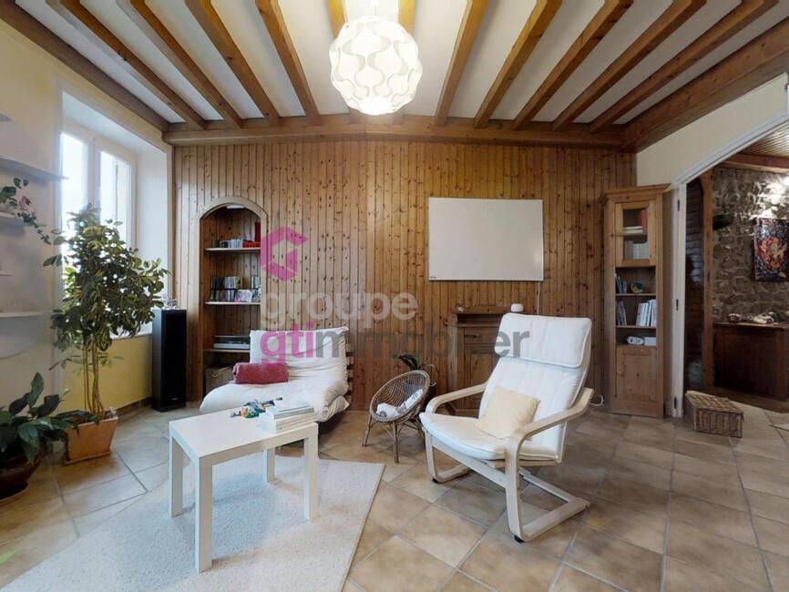 Vente Appartement 5 pièces 108m² Annonay (07100) - photo