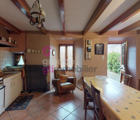 Vente Maison 4 pièces 62m² Coubon (43700) - photo