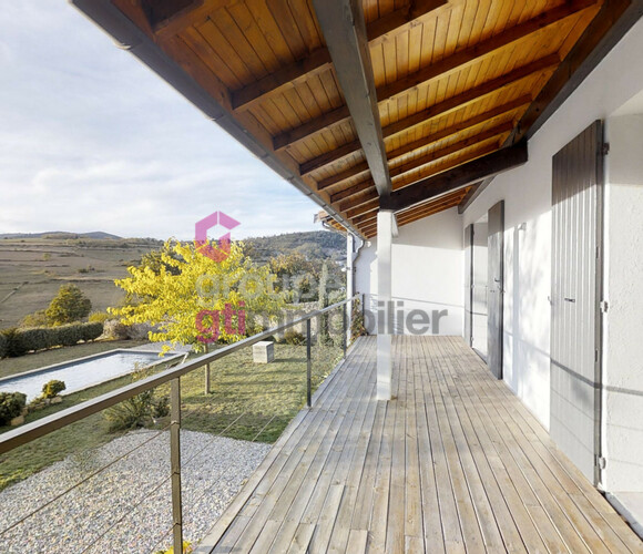 Vente Maison 9 pièces 260m² Annonay (07100) - photo