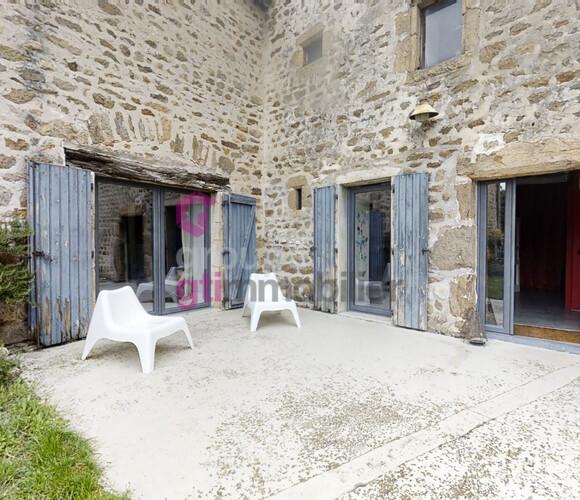Vente Maison 8 pièces 200m² Annonay (07100) - photo