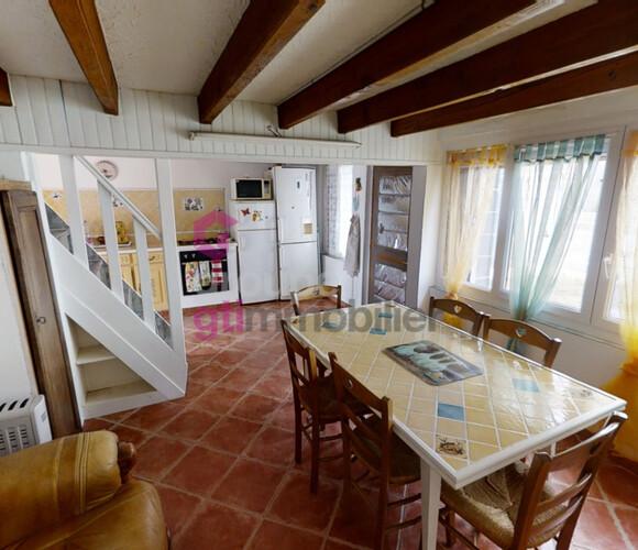 Vente Maison 3 pièces 54m² Courpière (63120) - photo