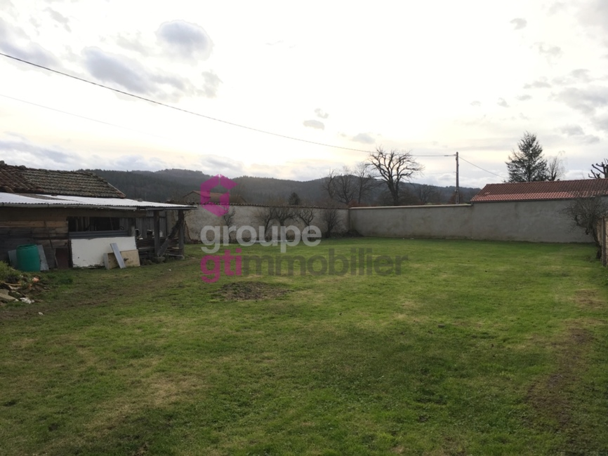 Vente Terrain 600m² Ambert (63600) - photo