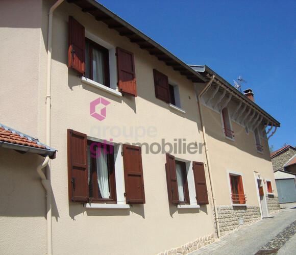 Vente Maison 7 pièces 155m² La Chaise-Dieu (43160) - photo