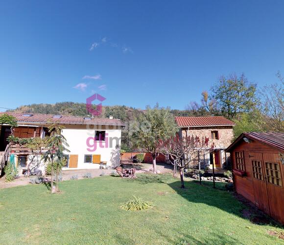Vente Maison 5 pièces 90m² Beauzac (43590) - photo