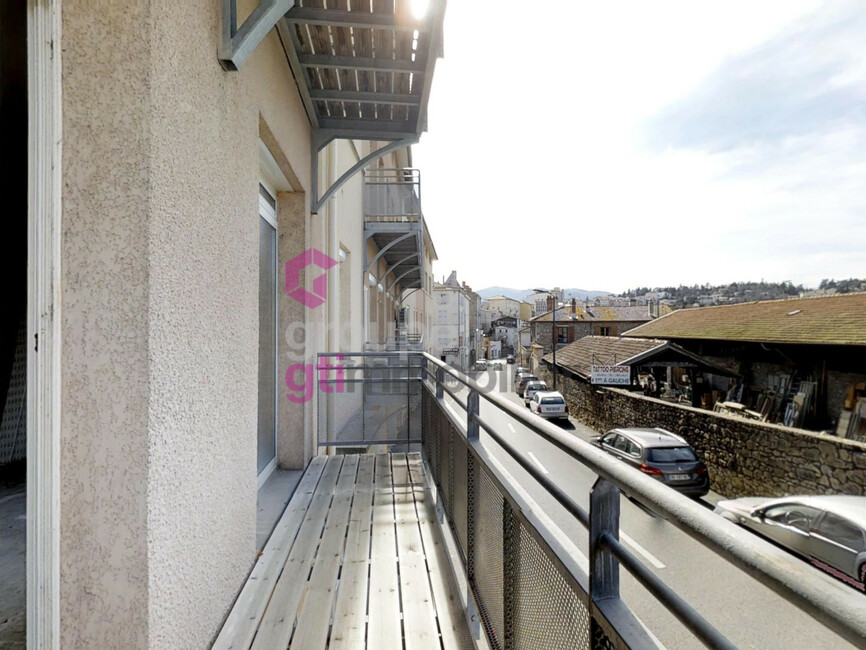 Vente Appartement 100m² Annonay (07100) - photo
