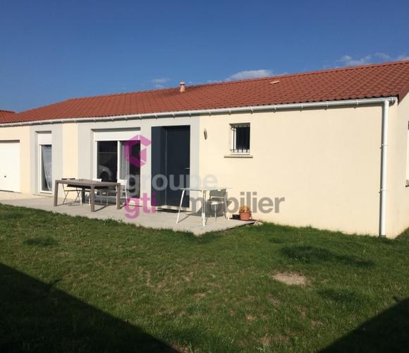 Vente Maison 5 pièces 103m² Sury-le-Comtal (42450) - photo