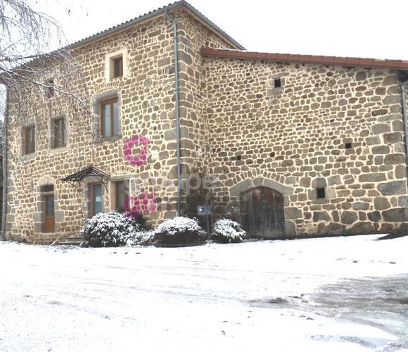 Vente Maison 7 pièces 193m² Saint-Didier-en-Velay (43140) - photo