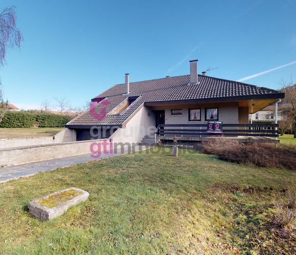 Vente Maison 6 pièces 118m² Allègre (43270) - photo