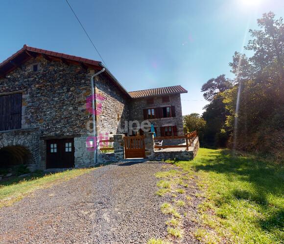 Vente Maison 3 pièces 65m² Retournac (43130) - photo