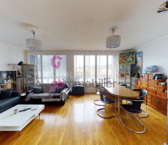 Vente Appartement 4 pièces 93m² Saint-Étienne (42100) - photo