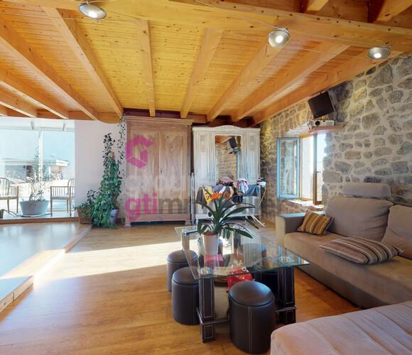 Vente Maison 5 pièces 140m² Rozier-Côtes-d'Aurec (42380) - photo