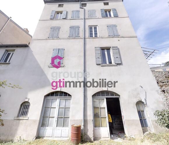 Vente Immeuble 10 pièces 355m² Annonay (07100) - photo