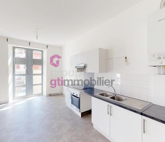 Vente Appartement 3 pièces 89m² Le Puy-en-Velay (43000) - photo