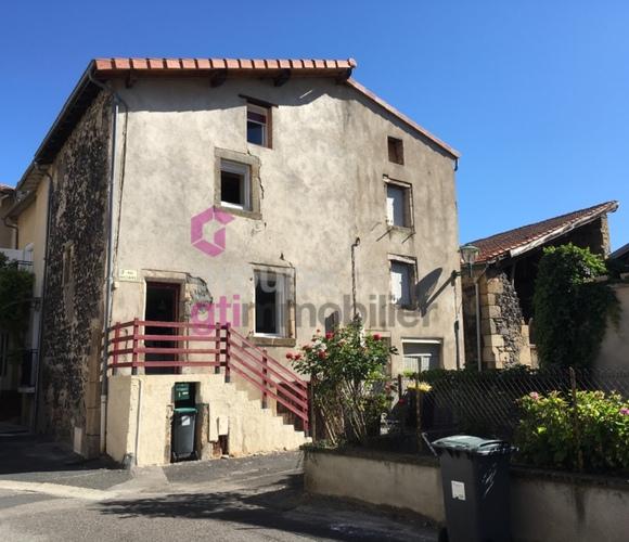 Vente Maison 3 pièces 66m² Tallende (63450) - photo