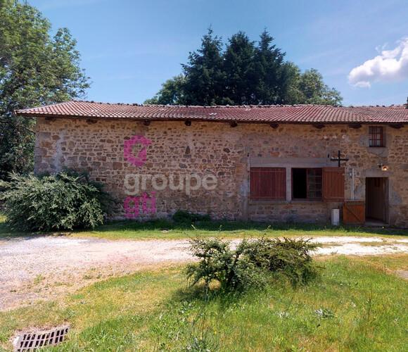 Vente Maison 5 pièces 189m² La Chapelle-Agnon (63590) - photo