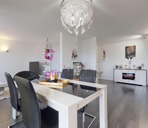 Vente Appartement 3 pièces 84m² Clermont-Ferrand (63100) - photo