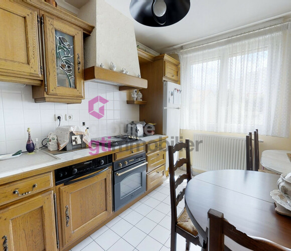 Vente Appartement 4 pièces 82m² Saint-Étienne (42100) - photo
