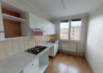 Vente Appartement 3 pièces 53m² Saint-Étienne (42000) - Photo 1