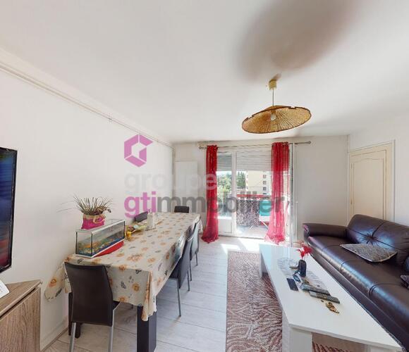 Vente Appartement 3 pièces 53m² Saint-Étienne (42000) - photo