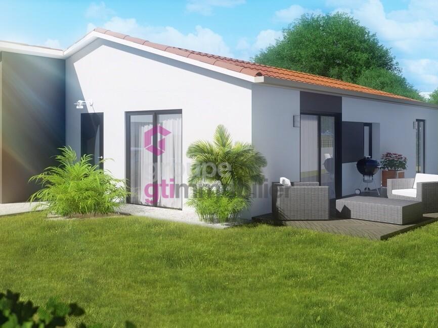 Vente Maison 62m² Montbrison (42600) - photo