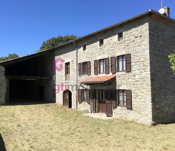Vente Maison 4 pièces 90m² Beaune-sur-Arzon (43500) - photo
