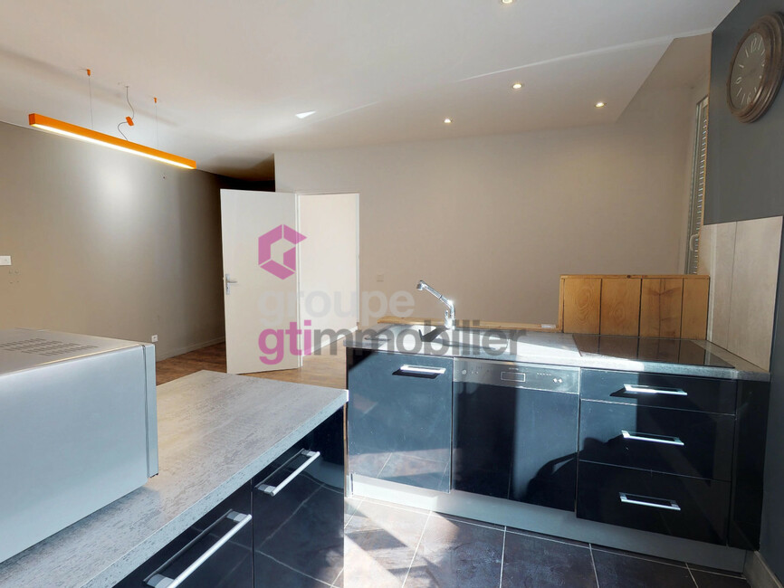 Vente Appartement 46m² Saint-Étienne (42100) - photo