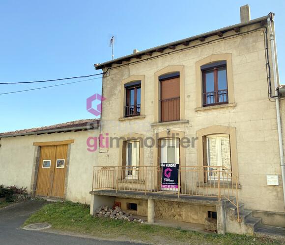 Vente Maison 5 pièces 81m² Boisset (43500) - photo
