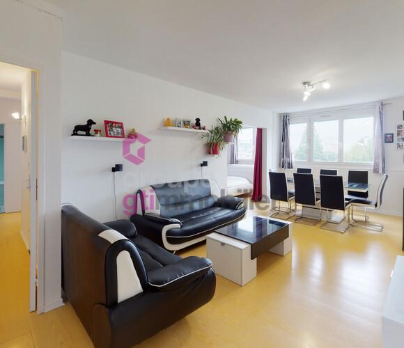 Vente Appartement 5 pièces 93m² Saint-Étienne (42100) - photo