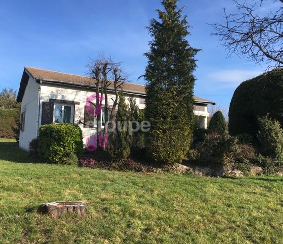 Vente Maison 4 pièces 84m² Sainte-Sigolène (43600) - photo